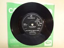 "RUPERT'S PEOPLE:Reflections Of Charles Brown-Hold On-U.K. 7"" 67 Columbia DB 8226"