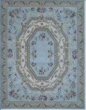 """1:12 Scale Dollhouse Area Rug - 0001356 - approximately 5 x 6-3/8"""""""
