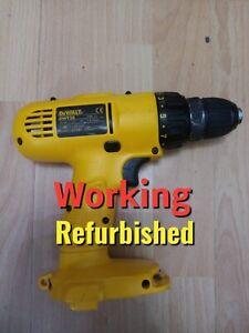 Dewalt Drill 14.4V DW928 Working Body Only. Refurbished.