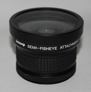 Jessops Semi-Fisheye Attachment Lens 0.42X with Macro - Series VII