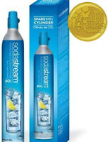 SodaStream 60L Gas Cylinder For Soda Stream Sparkling Water Maker CO2 Bottle