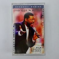 Ron Kenoly Sing Out Cassette 1995 Integrity Records