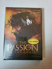 New ListingThe Passion of the Christ Full Screen Edition Dvd Brand New Sealed