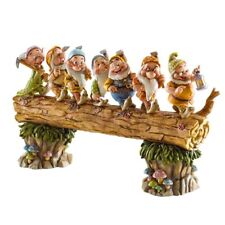 Enesco Disney Traditions by Jim Shore Snow White and the Seven Dwarfs Heigh-ho