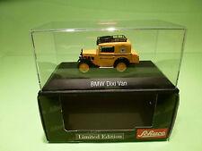 SCHUCO 02382 BMW DIXIE VAN - LIEFERWAGEN ADAC - 1:43 - MINT IN BOX