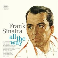 All The Way by Frank Sinatra (Vinyl, 2016, Capitol Records)