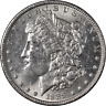 1889-O Morgan Silver Dollar Nice BU+ Blast White Nice Eye Appeal Nice Strike