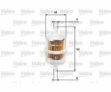 Kraftstofffilter  VALEO  587013