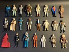 Star Wars Vintage Kenner Figures . Lot Figurines 77-84  SW. TESB. ROTJ.