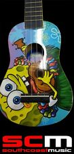 NEW IN BOX SPONGEBOB SQUAREPANTS ALOHA UKULELE PACK with GIG BAG + ACCESSORIES!