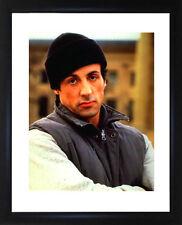 Sylvester Stallone Framed Photo CP1011