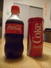 Vintage Coca-Cola Tin Candle Holder