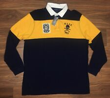BNWT Polo Ralph Lauren Skull And Bones Rugby Shirt Top Mens XXL 2XL RLFC 1923