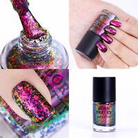 9ml BORN PRETTY Nail Chameleon Polish Sequins Varnish Nail Art Violet Galaxy