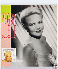LP PEGGY LEE MISS WONDERFUL