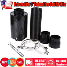 US UNIVERSAL Air Feed Cold Filter Intake System Pipe Induction 3'' Extension