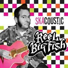Reel Big Fish - Skacoustic (White And Blue) (NEW 2 VINYL LP)