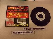 "7"" va Kerrang! Four-Play (4) canzone PROMO EMI Black Sabbath/TERRORVISION"