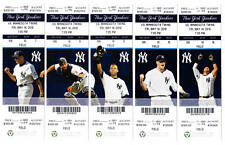 Alex Rodriguez Home Run 587 Rank #7 Yankees 5/14 Ticket