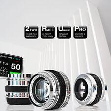 ***SN:1131253: Olympus OM Zuiko Auto-S 50mm F/1.4 CUSTOM | Canon Sony A7