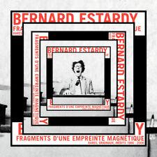 BERNARD ESTARDY FRAGMENTS D'UNE EMPREINTE MAGNETIQUE RECORD VINYLE NEUF NEW