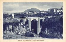 4533) CIVITA CASTELLANA (VITERBO) PONTE CLEMENTINO.