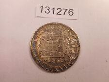 1816 Portugal 400 Reis - Very Nice Silver Collector Album Coin - # 131276