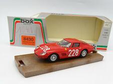 Model Box 1/43 - Ferrari 275 GTB4 Targa Florio 1966