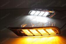 DRL LED Day light lamp Daytime Running Light Fog Lamp For Nissan Kicks 2017-2018