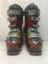 Rossignol Mens Alias Sensor 100 Snow Ski Boot Red Trans Size 28.5, 10.5 US NEW