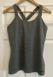 Ladies Ivy Park Running Gym Vest Top, Size L, New Without Tags