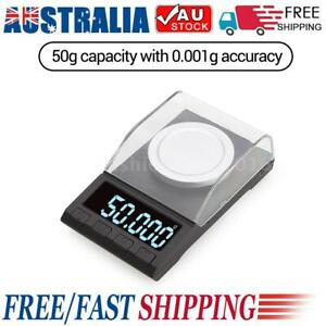 High Precision Digital Milligram Scale 50g/0.001g Mini Electronic Balance Scale