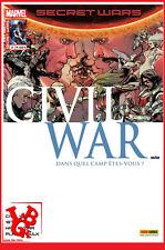 CIVIL WAR / SECRET WARS 2 02 Fév 2016 HULK Marvel Panini BATTLEWORLD # NEUF #