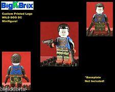 WILD DOG DC Vigilante Custom Printed LEGO Minifigure NO Decals Used!