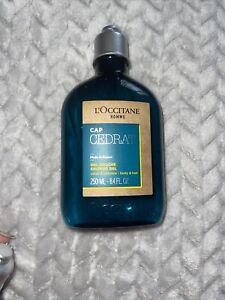 Loccitane Cap Cedrat Shower Gel 250 ml Brand New RRP £16.50