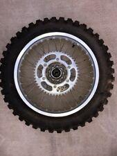 SUZUKI DRZ400S DRZ 400S REAR WHEEL RIM Dunlop Tire