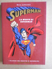 SUPERMAN Classici del Fumetto Repubblica Serie Oro n°5 [G509A]