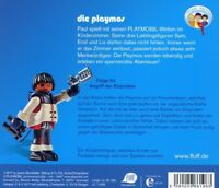 ANGRIFF DER EISPIRATEN - PLAYMOS,DIE  (54)  CD NEU