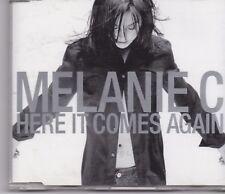 Melanie C-Here It  Comes Again cd maxi single