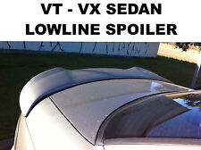 VT - VX COMMODORE SEDAN LOWLINE SPOILER