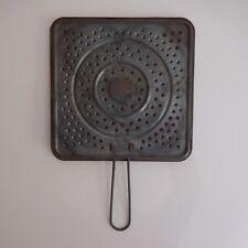 Grille pain PANOR modèle déposé made in France vintage métal design XXe N3844