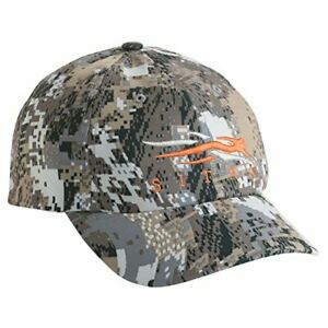 Sitka Gear Optifade Waterfowl Cap Hat, Elevated II - 90101-EV-OSFA