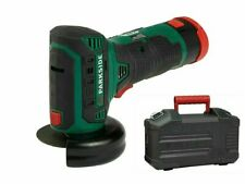 Parkside Cordless 12V Angle Grinder with Battery and Charger. Brand New