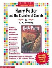 Harry Potter and the Chamber of Secrets with Poster (Teacher's Guide) (Scholast