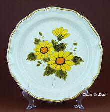 "12"" Chop Plate / Serving Platter, SUPERB! Sunny Side, Mikasa, Garden Club, EB802"