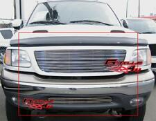 Fits 99-03 F-150 4WD/99-02 Expedition Billet Grille Combo