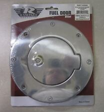 NEW Rampage Products Fuel Doors - Billet Style 1997-2006 Jeep Wrangler 85000