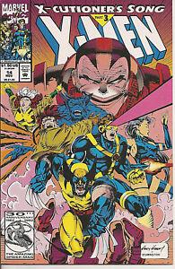°X-MEN #14 X-CUTIONER'S SONG PART 3° US Marvel  Die beste Serie der 90er Jahre