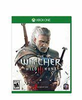 The Witcher 3: Wild Hunt - Microsoft Xbox One