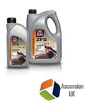 MILLERS ZFS 10W40 FULLY SYNTHETIC MOTORCYCLE ENGINE OIL 4 LITRE - 5835HMF/7988HM
